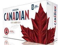 Molson Canadian - 15x355ml