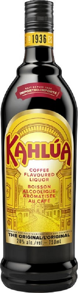 Kahlua Coffee Liqueur - 750ml - Save $3.10