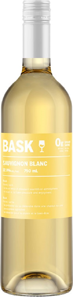 Bask 0Gram Sugar Wines - Sauvignon Blanc - 750ml - Save $1.30