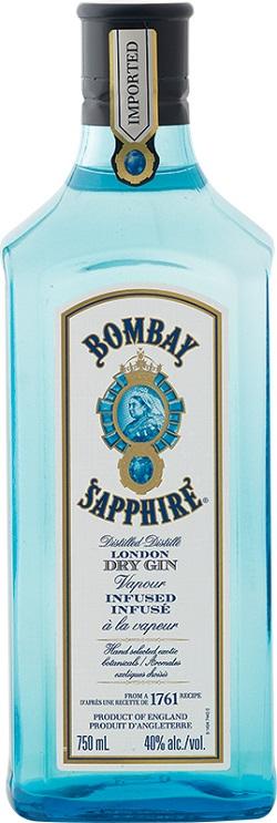 Bombay Sapphire Gin - 750ml