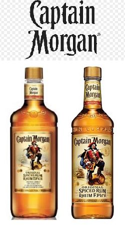 Captain Morgan Rum - Spiced - Glass & Plastic - 750ml - Save $3.40