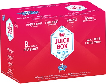 Dead Frog Brewing - Juice Box Sour - 8x473ml - Save $2.55