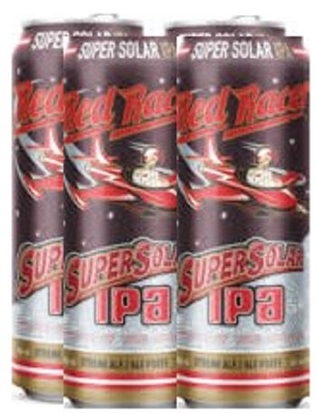 Red Racer Brewing - Super Solar IPA - 4x473ml - Save $1.40