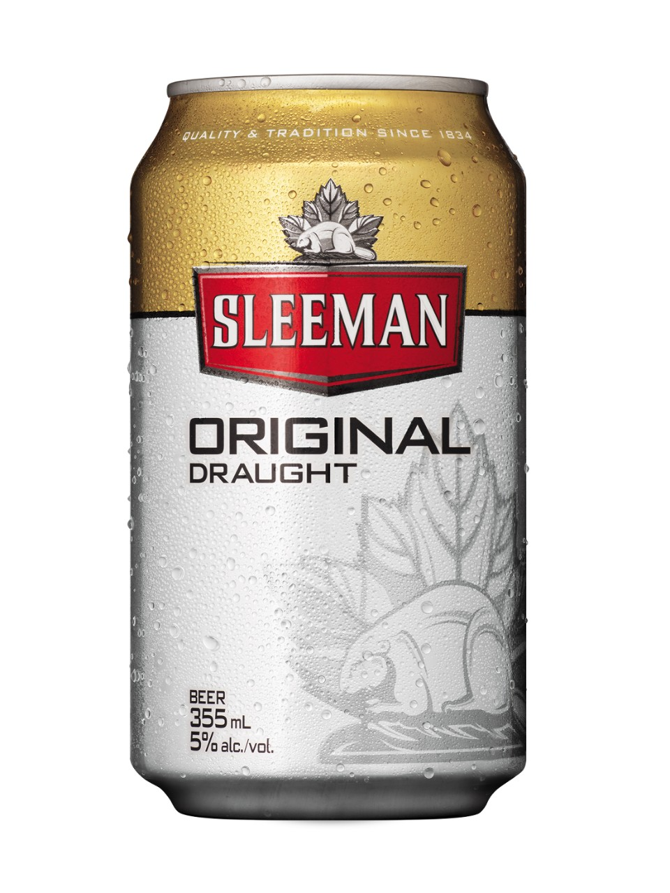 Sleeman Original Draught - Single Can - Save 0.30 Per Can!!