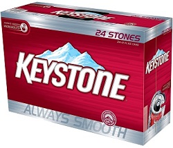 Keystone Lager - 15Pk can - Save $2.25