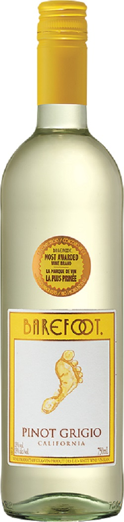 Barefoot Wines - Pinot Grigio - 750ml - Save $1.50