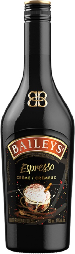 Bailey's Espresso Cream - 750ml - Save $2.40