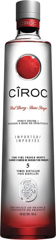 Ciroc Spirit - Red Berry - 750ml - Save $3.00