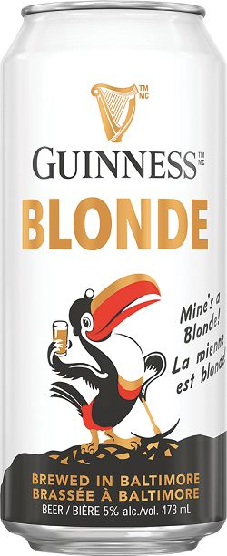 Guinness Blonde - 473ml