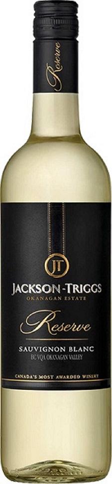 Jackson Trigg's Reserve VQA wine - Sauvignon Blanc - 750ml