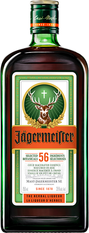 Jagermeister Herbal Liqueur - 750ml - Save $4.80
