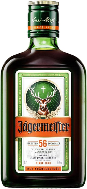 Jagermeister Herbal Liqueur - 200ml