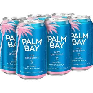 Palm Bay Spritz - Ruby Grapefruit - 6Pk can