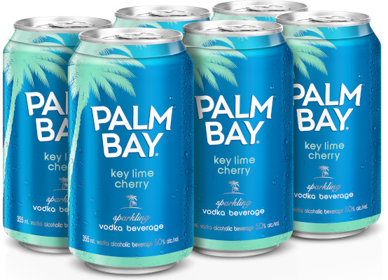Palm Bay Spritz - Key Lime/ Cherry - 6Pk can