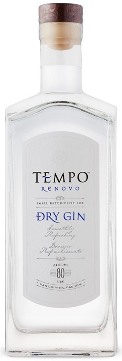 Tempo Artisanal Gin - 750ml - Save $3.20