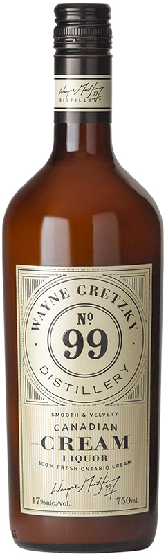 Wayne Gretzky Whisky Cream Liqueur - 750ml - Save $5.00