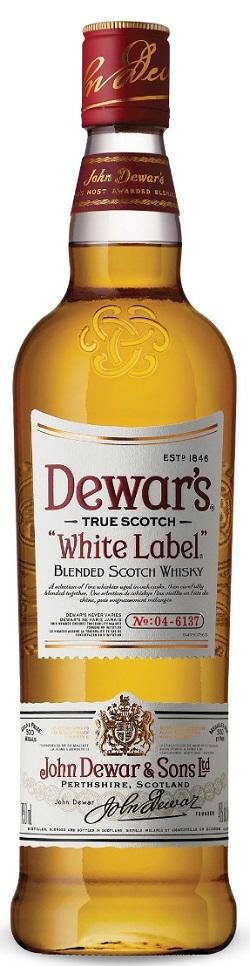 Dewar's White Label - Blended Scotch - 750ml