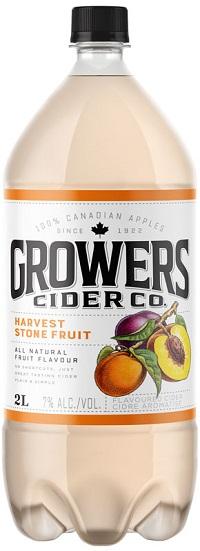 Growers Cider - Harvest Stone Fruit - 2L