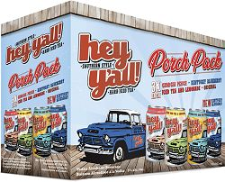 Hey Y'all Porch Pack Mixer- 12x355ml
