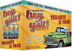 Hey Y'all Tailgate Pack - 12x355ml