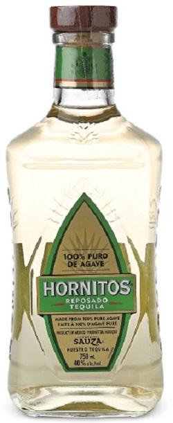 Hornito's Tequila Plata - 750ml
