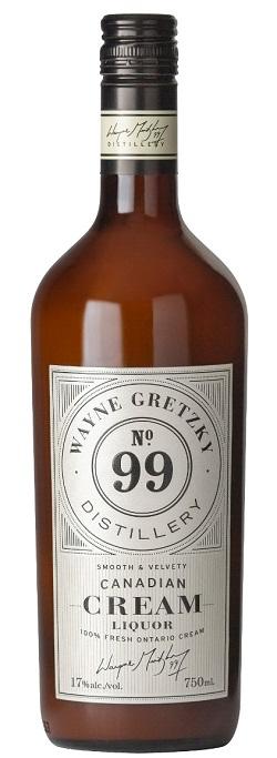 Wayne Gretzky Cream Liqueur - 750ml
