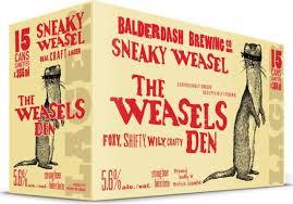 Sneaky Weasel - 15x355ml