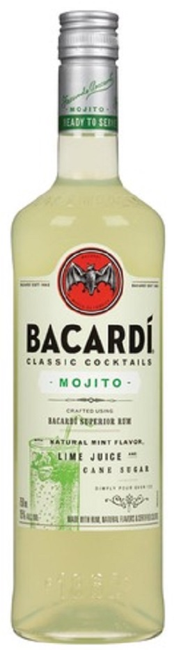 Bacardi Ready to Drink - Mojito - 750ml