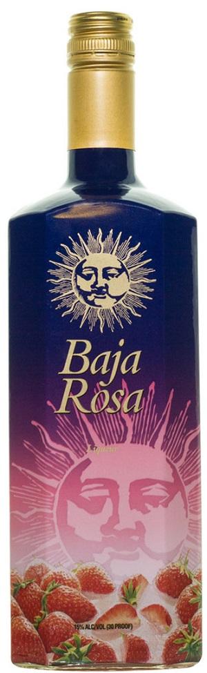 Baja Rosa Liqueur - 750ml