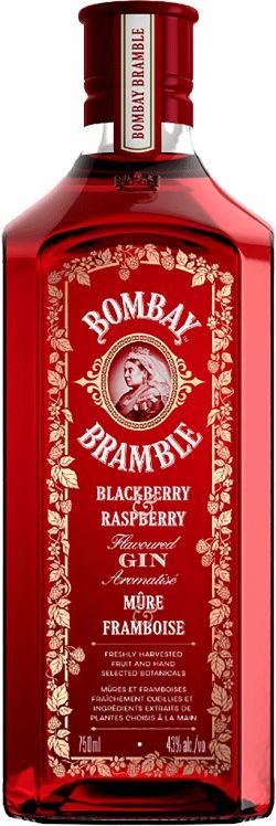 Bombay Gin - Bramble - 750ml - Save $3.55