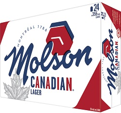 WOW DEAL!! Molson Canadian - 24pk can - Save $8.00!! WOW DEAL!!