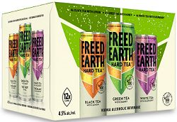 Freed Earth Tea - Mixer - 12Pk