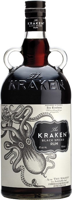 Kraken Black Spiced Rum - 1.14L - Save $5.00