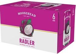 Moosehead - Dragonfruit Radler - 6Pk - Save $1.60