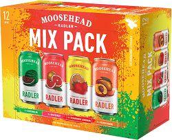 Moosehead - Radler Mixer - 12Pk - Save $3.15