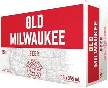 Old Milwaukee - 15Pk - Save $2.25