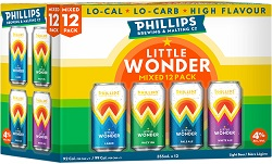Phillips Little Wonder - Mixer - 12Pk - Save $3.20