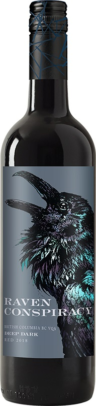 Raven's Conspiracy - Red Blend - 750ml - Save $2.05