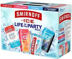 Smirnoff Ice - Mixer - 12Pk - Save $2.00