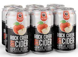 Big Rock Cider - Dry Apple - 6Pk