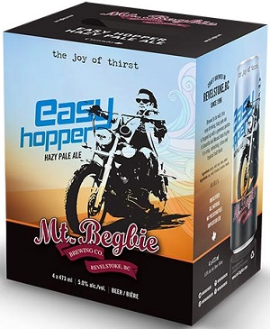 Mt.Begbie Brewing - Easy Hopper - 4x473ml