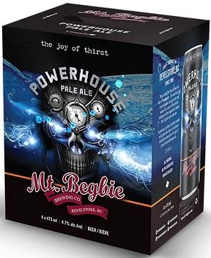 Mt.Begbie Brewing - Pale Ale - 4x473ml