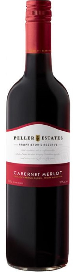 Peller Vineyard - Cabernet/Merlot - 750ml - Save $1.90