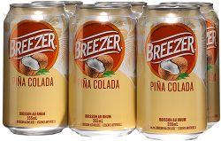 Bacardi Breezer - Pina Colada - 6x355ml