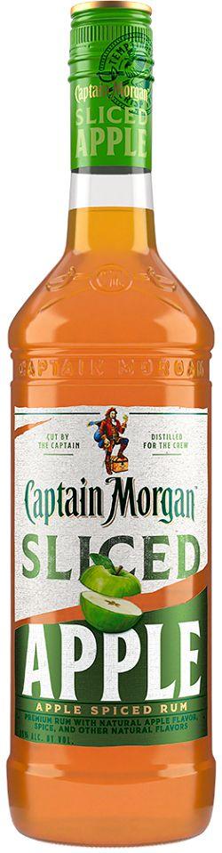 Captain Morgan Rum - Sliced Apple - 750ml - Save $3.20