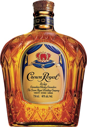 Crown Royal Canadian Whisky - 750ml - Save $1.80