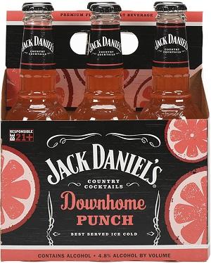 Jack Daniel's Down Home Punch  - 6PB