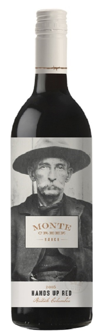 Monte Creek Winery - Hands Up Red - 750ml - Save $2.20