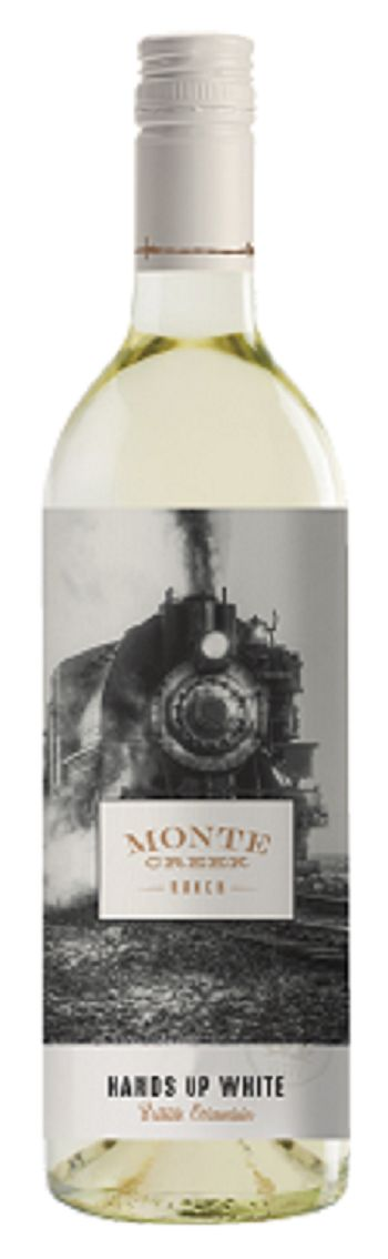 Monte Creek Winery - Hands Up White - 750ml - Save $2.20