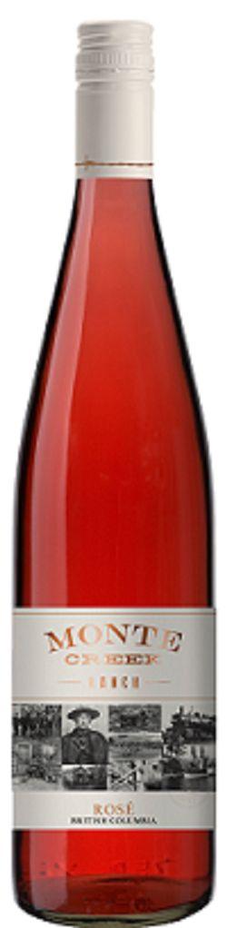 Monte Creek Winery - Rose - 750ml - Save $4.30